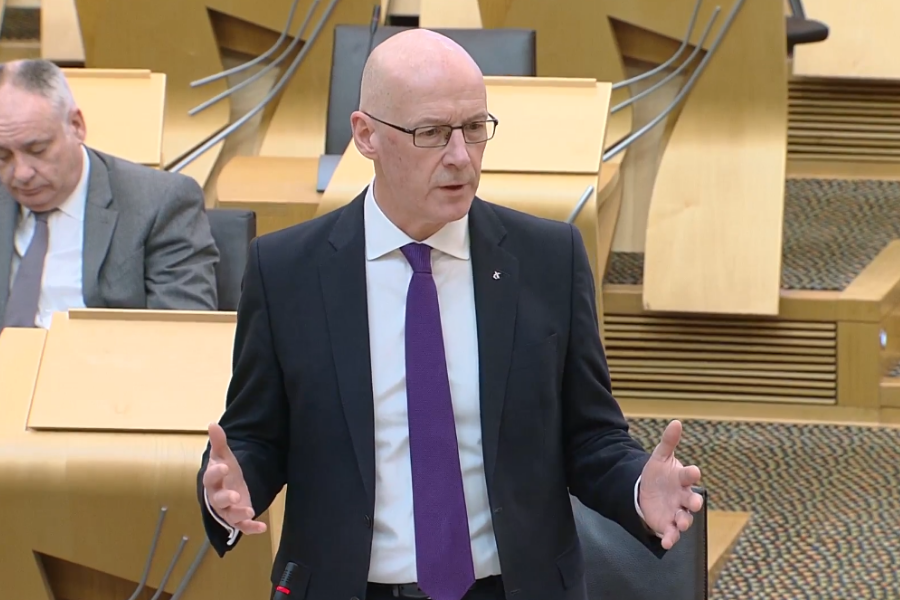 Scottish Government 'bitterly disappointed' by Supreme Court ruling, Holyrood told