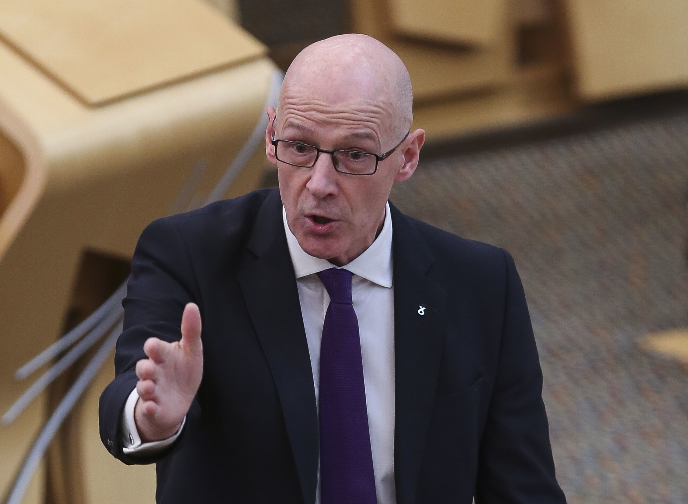 Why should we respect a court ruling that disrespects Scottish democracy?