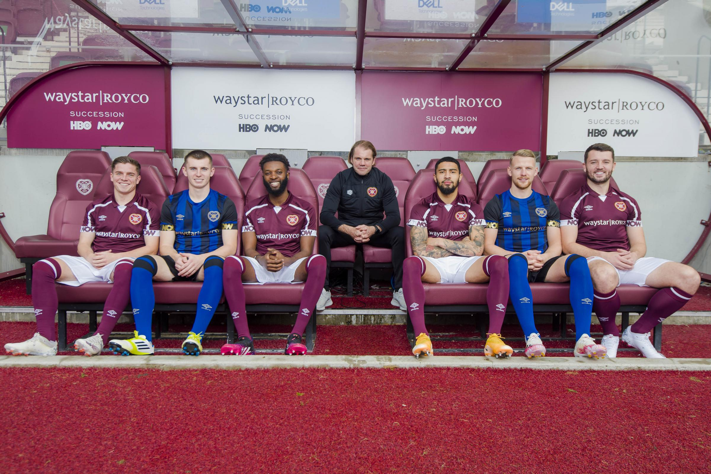 Hearts scores Succession's 'Roy family' as limited time sponsor