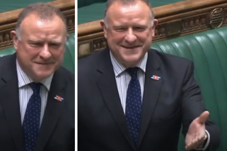 SNP MP stunned as new minister 'doesn't know the basics' about Scotland