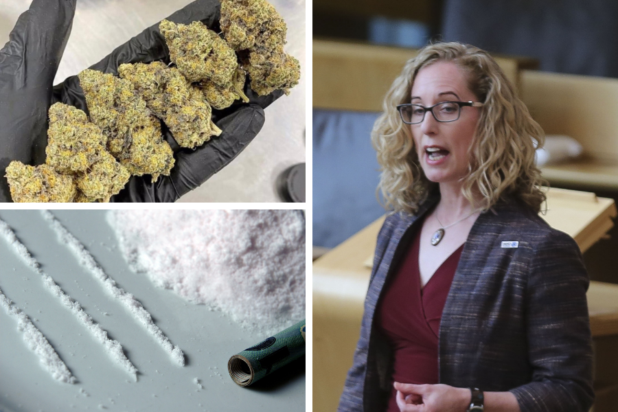 Lorna Slater is right: drugs aren't inherently dangerous but demonising them is