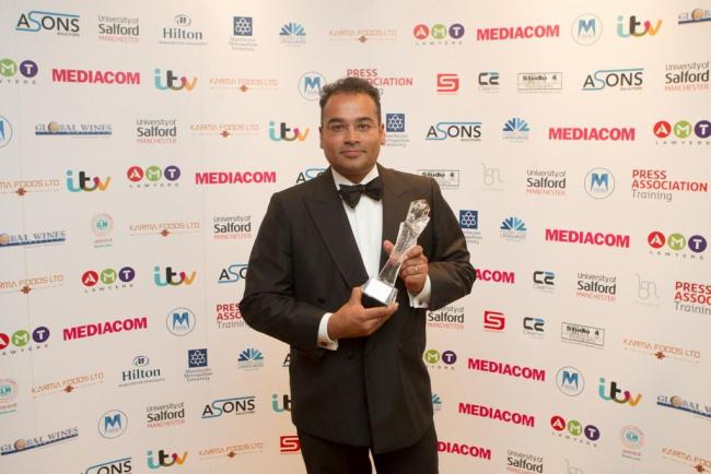 Krishnan Guru-Murthy tried to respond ... and only made things more confusing.