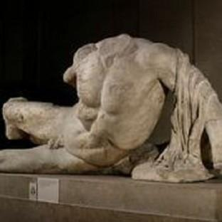 The National: The Elgin Marbles statue of Ilissos is being loaned to Russia (British Museum/PA)