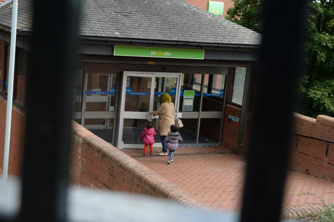 Glasgow is set to lose half its Jobcentres