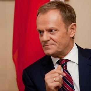The National: Donald Tusk was willing to 'leave a light on' for Scotland to rejoin the EU