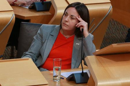 The National: Scottish Labour Leader Kezia Dugdale