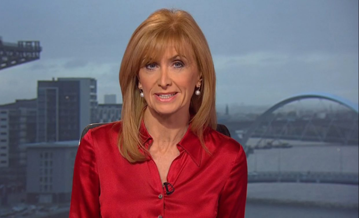 WATCH: Jackie Bird apologises on-air over 'incorrect' reporting of Salmond allegations