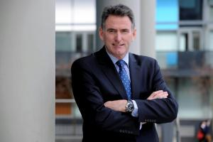RBS chief executive Ross McEwan hopes that he will remain in situ at a bank which has announced stringent cuts, job losses and branch closures