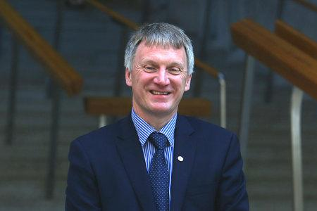 The National: New SNP MSP Ivan  McKee