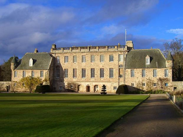 The National: Gordonstoun school did not pass its environmental inspection with flying colours