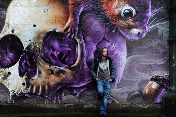 Politics & ginger jokes: the weapons of Scottish rap battles