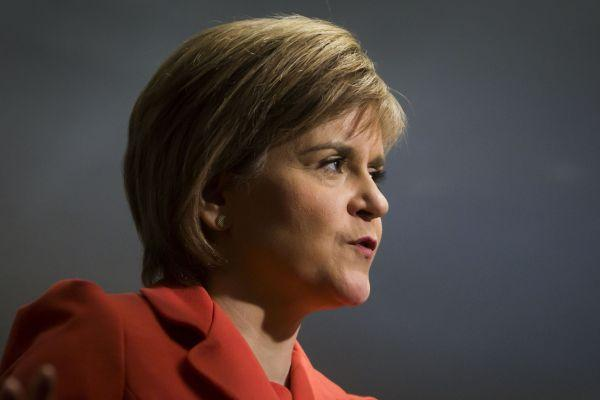 Nicola Sturgeon will be encouraged by the latest poll results