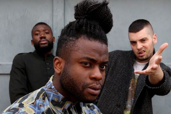 Young Fathers refuse to be tied down
