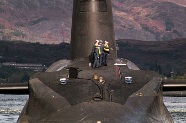 William McNeilly highlighted 30 alleged safety issues with Trident nuclear submarines