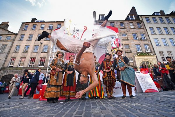 The Free Fringe is big business, last year accounting for more than a quarter of all shows staged