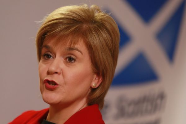 First Minister Nicola Sturgeon has noted the Bill's shortcomings