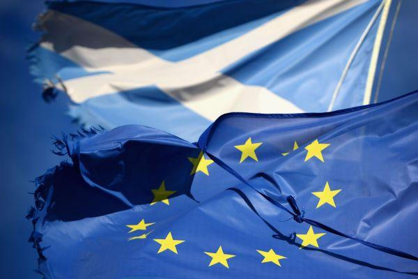 Scotland wants to remain part of the EU