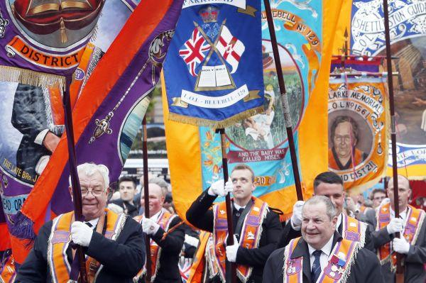 Events such as 'Orangefest' can help break down barriers