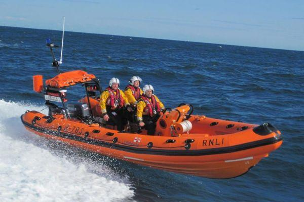 The St Abbs lifeboat is to be scrapped