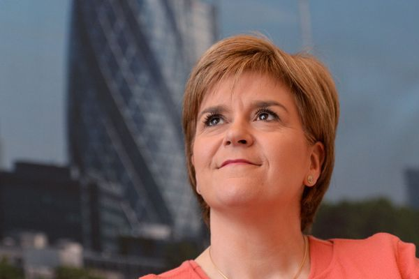 Sturgeon: Scottish MPs could become
