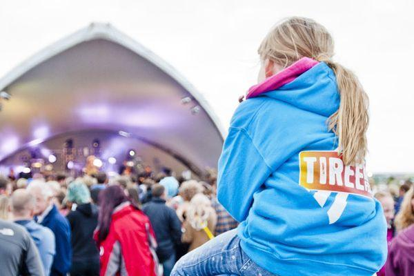 The Tiree music festival is sure to be a hit