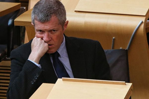 Party leader Willie Rennie has been accused of failing to translate talk about gender equality into action