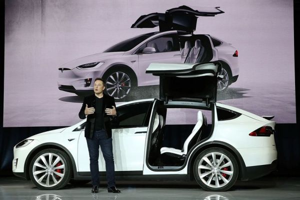 Some upstream innovation from Elon Musk the electric car pioneer