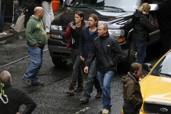 World War Z starring Brad Pitt made great use of Glasgow – but pretended it was San Francisco