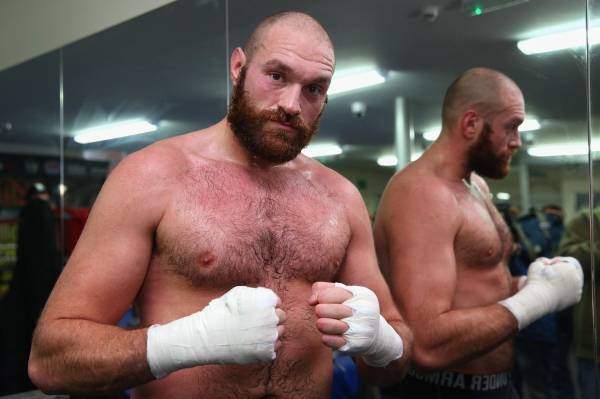 Tyson Fury's nomination for the BBC's Sports Personality of the Year has been strongly opposed