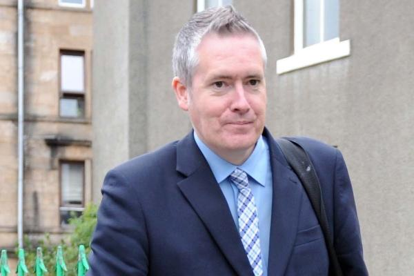SNP MSP George Adam said 7000 Civil Service jobs in Scotland have been axed since 2010