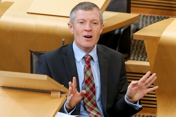 The Scottish Liberal Democrats, led by Willie Rennie, said the BBC had to decide who were and were not major parties