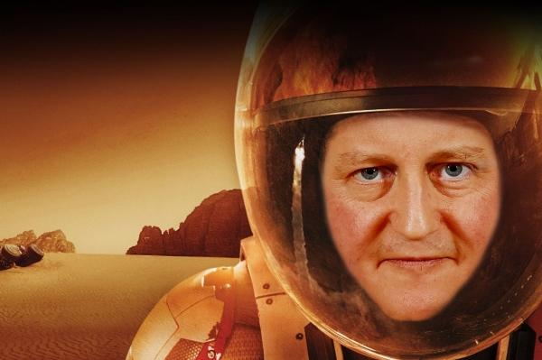 What planet is David Cameron on? PM savaged for telling the poor to save for a rainy day