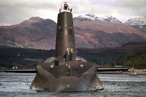 Trident: Better to pretend?