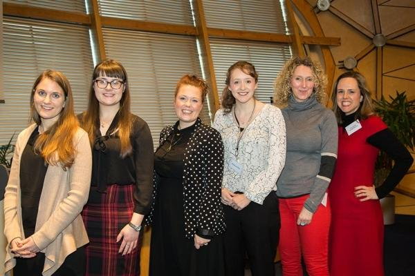 The six finalists will vie for the prize in Edinburgh next month