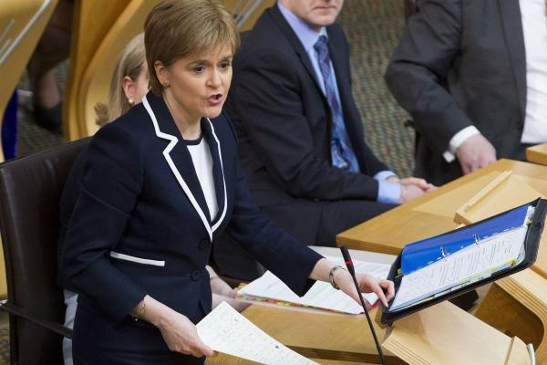 Nicola Sturgeon could have buried the council tax and opened up a whole new front against the Tory Government