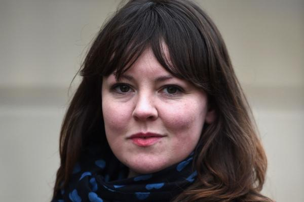 Natalie McGarry entered a not guilty plea to four charges