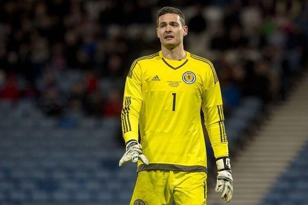 Football: Hearts boss back Craig Gordon as Scotland No1   The National