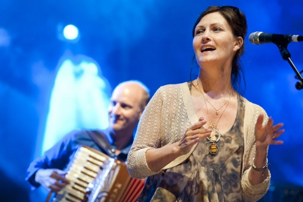 Capercaillie are among the musical acts on the line-up