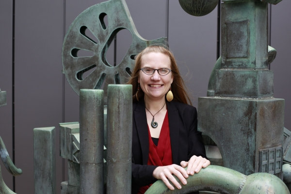 Dr Donna Yates lectures in Antiquities Trafficking and Art Crime at Glasgow University