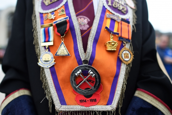 Orange Order chief: We need God in our lives, not indyref2