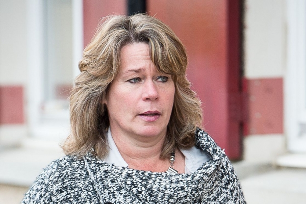 Michelle Thomson has repeatedly denied any wrongdoing
