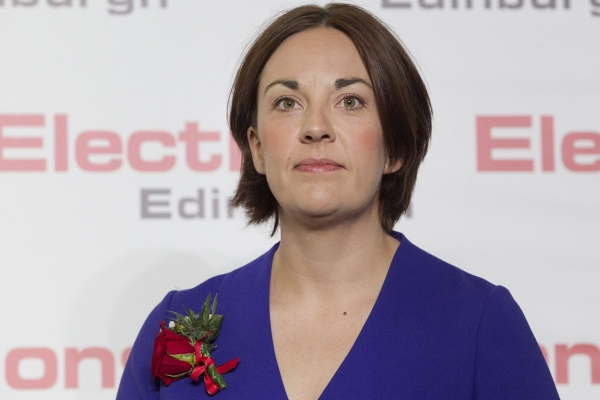 Kezia Dugdale won NEC backing for her proposals but the same is unlikely to happen at the party conference