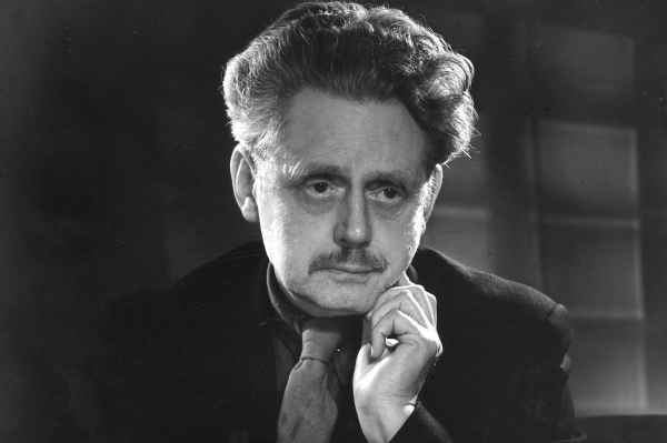 Firebrand nationalist and towering figure of Scottish literature, Hugh MacDiarmid