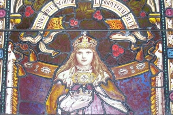 There is dispute about whether Margaret the Fair Maid of Norway should be referred to as Queen as she was never officially crowned
