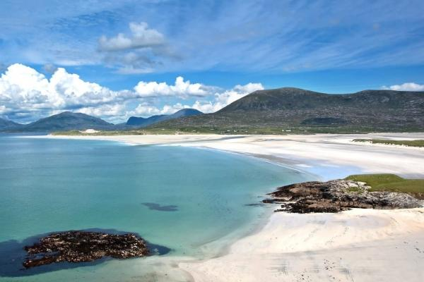 UK Government try to take credit for Scotland's beaches - by investing overseas