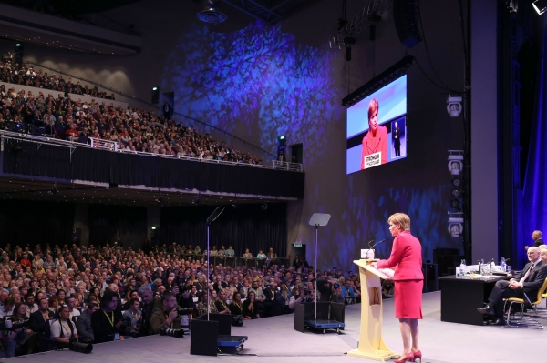Many expected that the 100,000 new members would shift the SNP to the left but motion-after-motion affirmed current policies