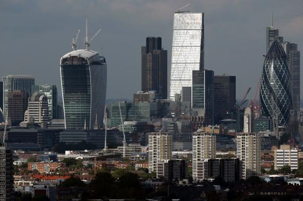 The National: Claims of 'trickle-down' benefits from the City of London don't stack up