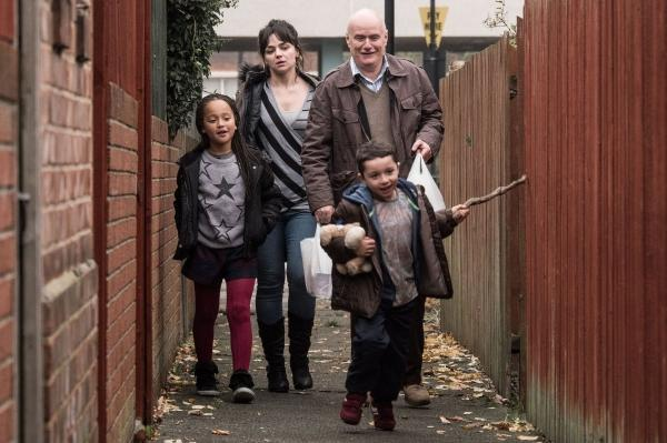 Dave Johns makes his feature debut in I, Daniel Blake, which also stars Hayley Squires