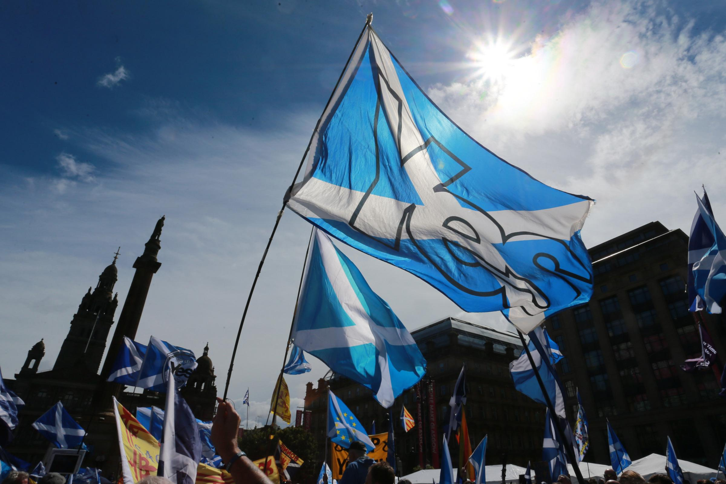 SNP say case for independence 'growing stronger' after new poll