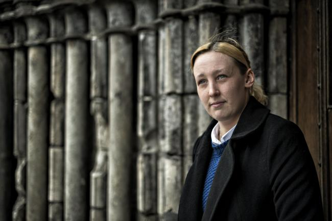 Paisley MP Mhairi Black, whose yesterday fought to bring a Private Member's Bill in Westminster